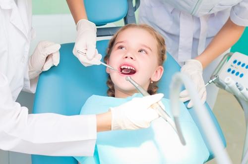 free dental care event